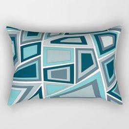 Midcentury Tango Rectangular Pillow