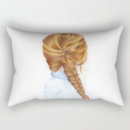 Hair I Rectangular Pillow
