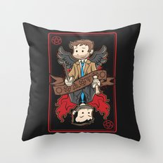 Kings Among Men Throw Pillow