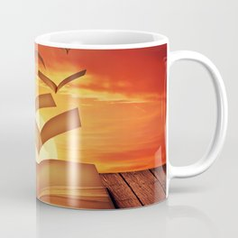 Escaped Thoughts Coffee Mug