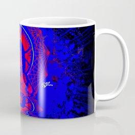 Neon Jesus Coffee Mug
