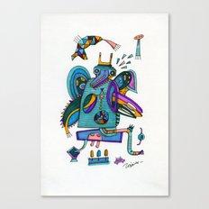 Tilto Canvas Print