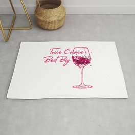 True Crime Bed By Nine Cute Passionate Mystery Detective Rug