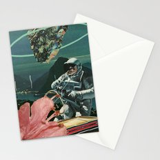 Midnight Ascent Stationery Cards
