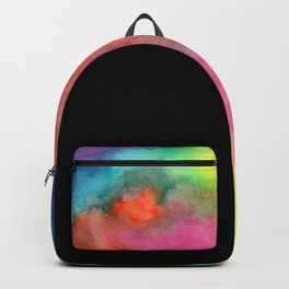 Rainbow Cloud Backpack