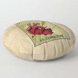 El Corazon Floor Pillow