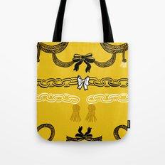 Never break the chain Tote Bag