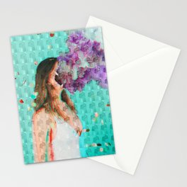 Dissociate Stationery Cards