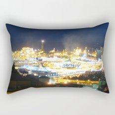 Porto di Genova Rectangular Pillow