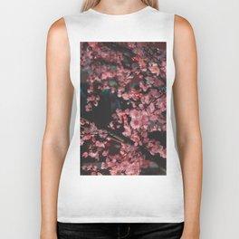 japanese cherry blossom #society6 #decor #buyart Biker Tank