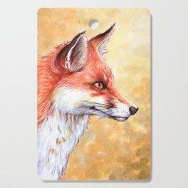 Fox Cutting Board