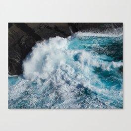 Shetland Sea II Canvas Print