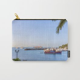 Entrance to Panama Canal Carry-All Pouch