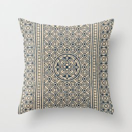 Seventy-three Throw Pillow