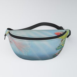 All Wound Up Fanny Pack