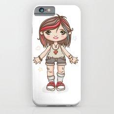 Funky girl Slim Case iPhone 6s