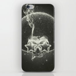 Mr. Stardust iPhone Skin