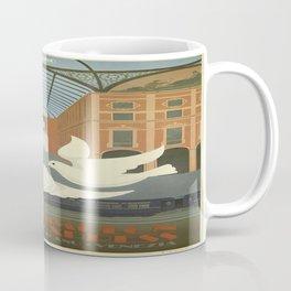 Vintage poster - Milan Coffee Mug