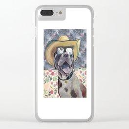 FURPOSE Nashville #1 Clear iPhone Case