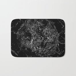 Dark Bath Mat