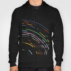 Rainbow Part Disc Hoody