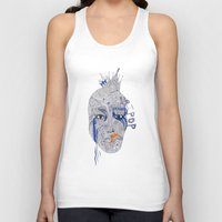 popart Tank Tops featuring PopArt by Ina Spasova puzzle