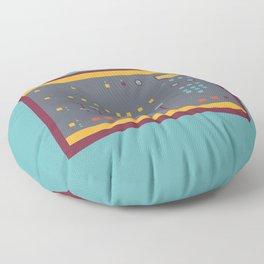 EMU SP1200 Sampler Floor Pillow