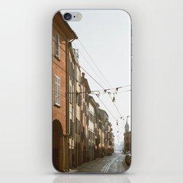 Bologna Morning iPhone Skin