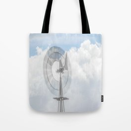 """Windy"" by Murray Bolesta Tote Bag"