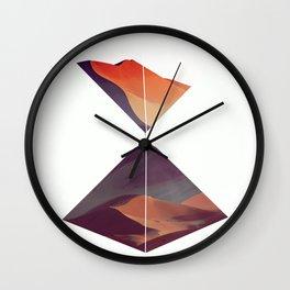 h o u r g l a s s Wall Clock