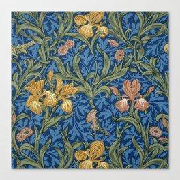 William Morris Flowers Canvas Print