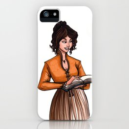 Lizzie iPhone Case