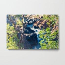 Dreamlike Australian Landscape Metal Print