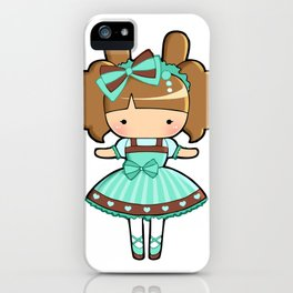 Sweet Lolita Bunny iPhone Case