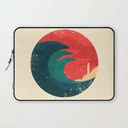 The wild ocean Laptop Sleeve