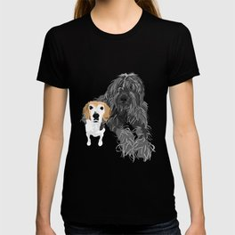 Max and Jimmy T-shirt