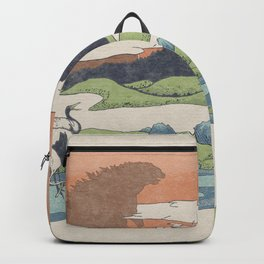Godzilla Atom Backpack
