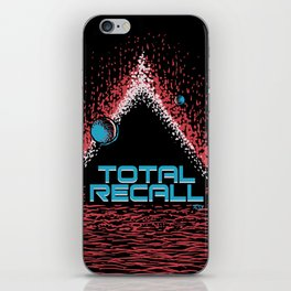 Total Recall iPhone Skin