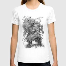 SPINE FINGERS T-shirt