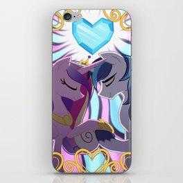 Princess Cadance and Shining Armor MLP iPhone Skin