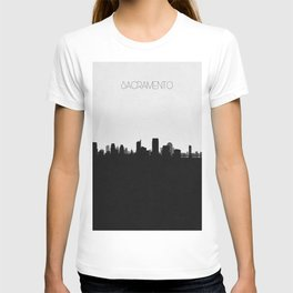 City Skylines: Sacramento T-shirt
