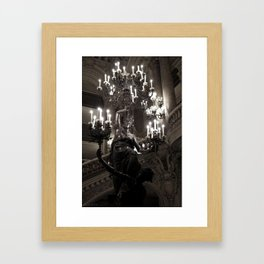 The Opera of Paris Framed Art Print
