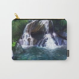 Pool of Tranquility Carry-All Pouch