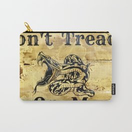 Don't Tread On Me Carry-All Pouch