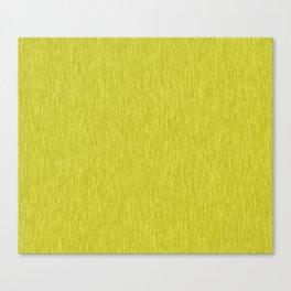Yellow Fibre Canvas Print