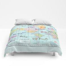 Fashion Capitals Comforters