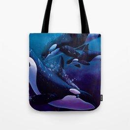 A Family Affair - Orcas Tote Bag