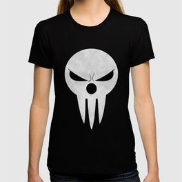 soul eater- lord death angry T-shirt