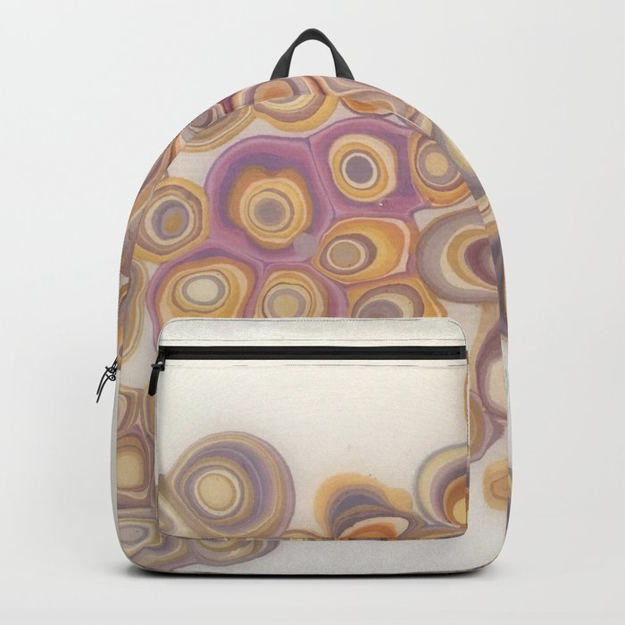 Spotted Geodes Backpack