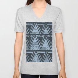 Geometric - Deko Unisex V-Neck
